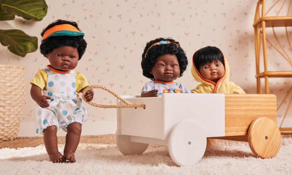 Dolls by Miniland