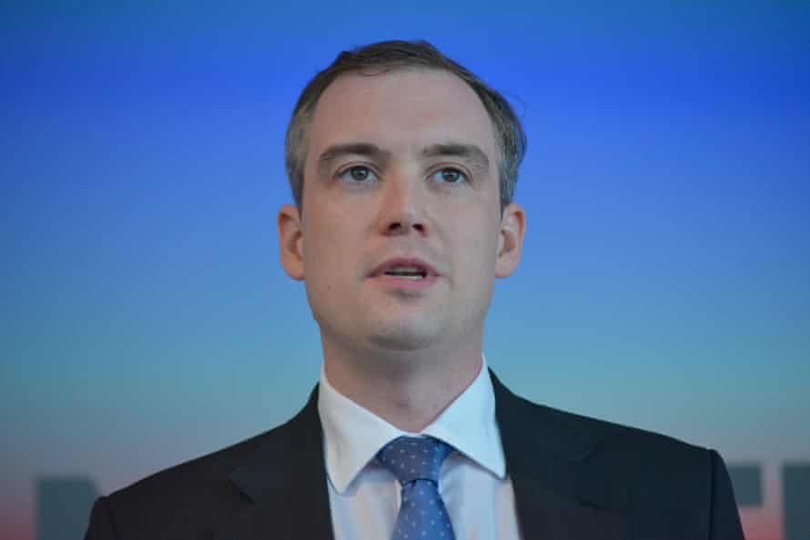 James Wharton, former MP for Stockton South, became the chair of the Office of Students.