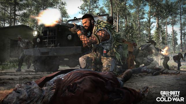 Call Of Duty: Black Ops Cold War Outbreak screenshot