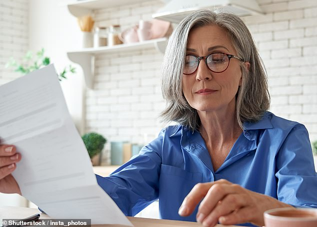 Being contacted in error like this is more common than you may think. Last week, the National Audit Office revealed 126,000 people were wrongly advised to shield owing to incorrect records [File photo]