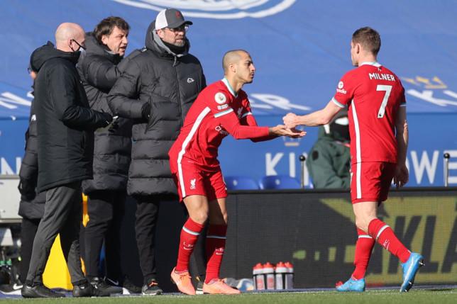James Milner forced off injured