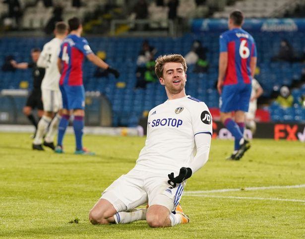 Patrick Bamford has exceeded expectations