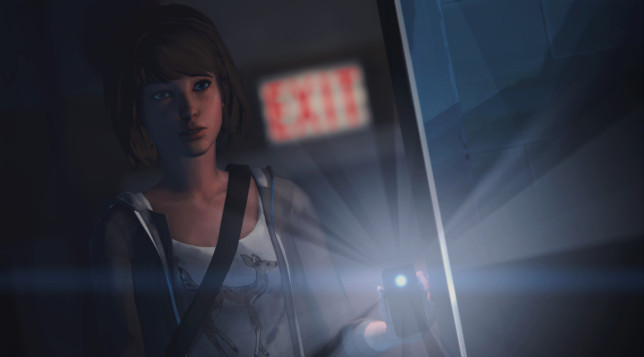 Life Is Strange: Episode 3 (PS4) - tension to the Max