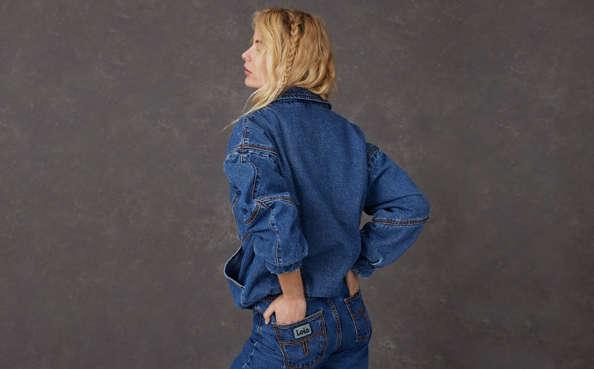 Lois Jeans FW21 Collection: Lucky Thirteen