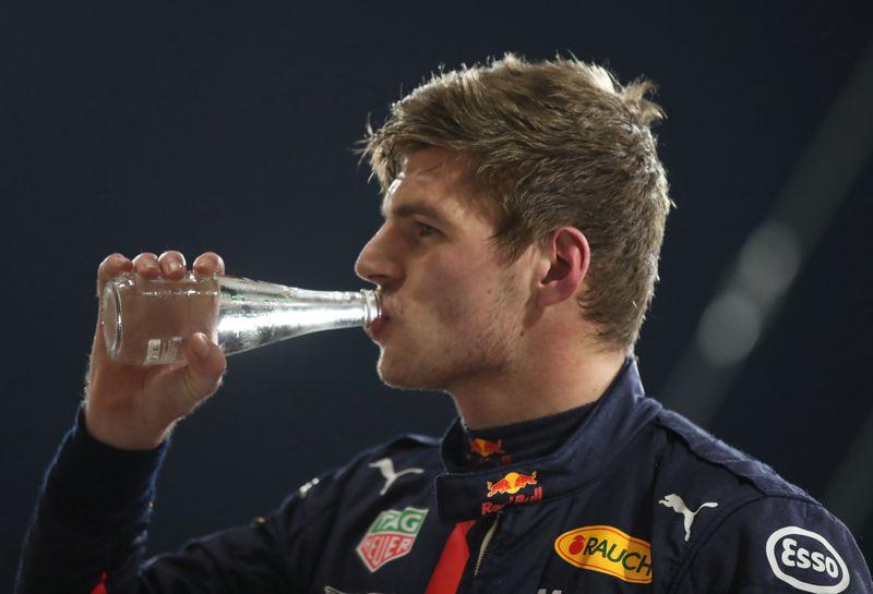 Low key' Verstappen keeps a lid on the pre-season hype