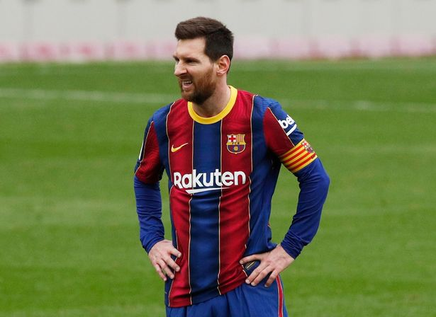 Lionel Messi is yet to decide on his next move