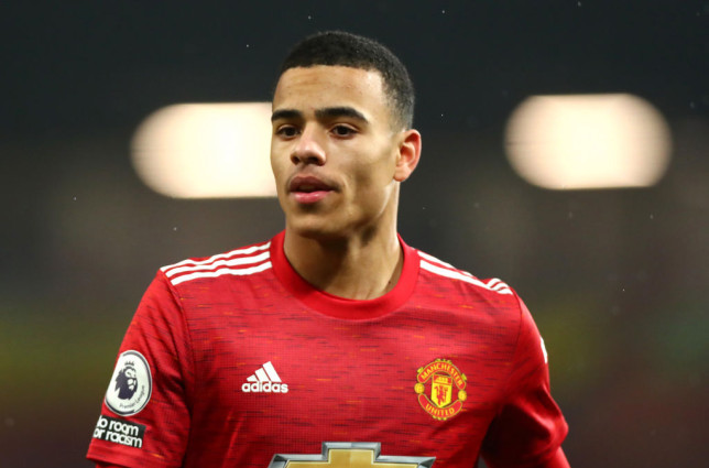 Mason Greenwood has extended his deal with Manchester United