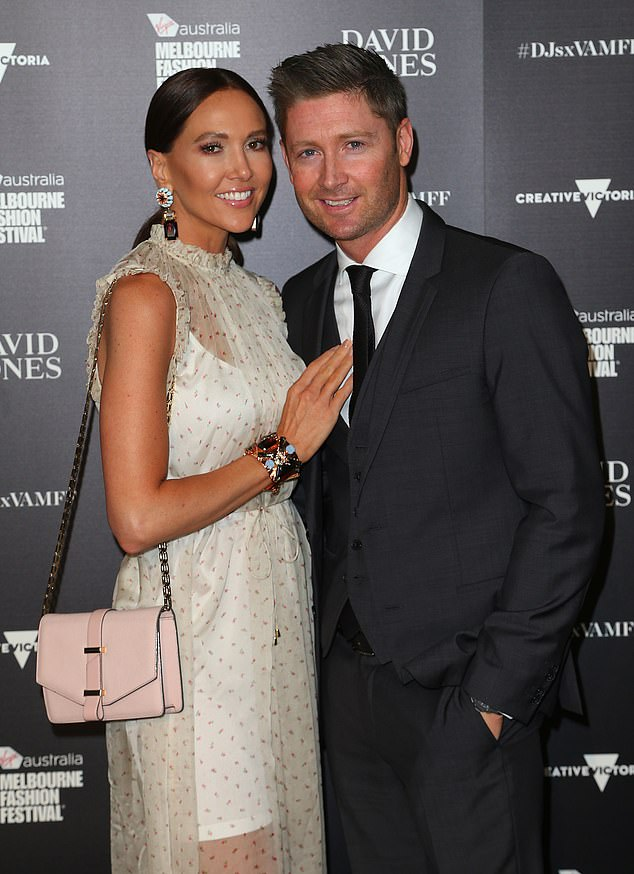 House hunting:Michael Clarke inspected a $6.1 million North Bondi home after selling his $10 million marital mansion in upmarket Sydney suburb of Vaucluse following split from wife Kyly
