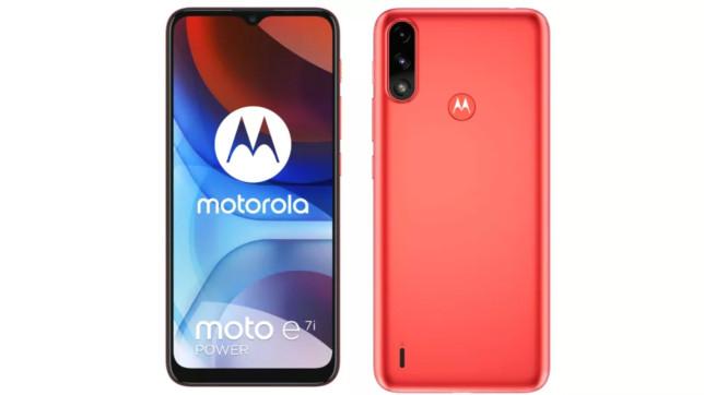 The Motorola e7i Power is ridiculously cheap (Motorola)