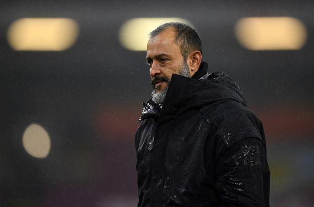 Nuno Espirito Santo is being considered as Tottenham's next manager