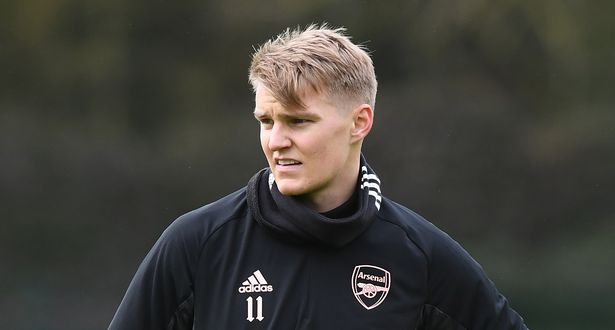 Martin Odegaard has penned a heartfelt letter to Arsenal fans