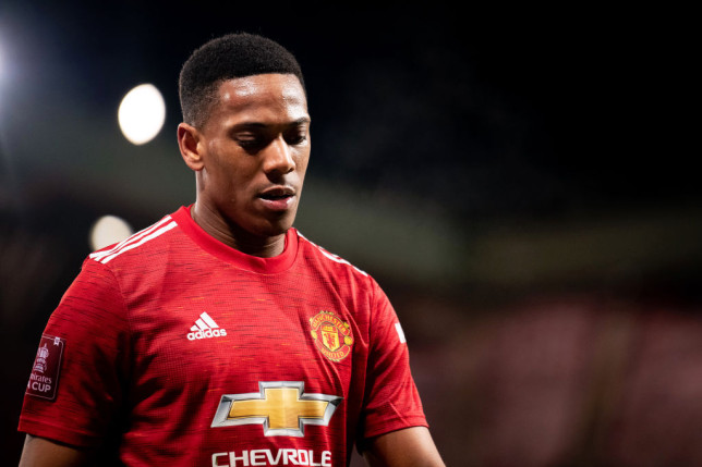 Ole Gunnar Solskjaer is confident Anthony Martial will hit form for Manchester United