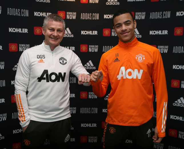 Mason Greenwood Signs a New Contract with Manchester United