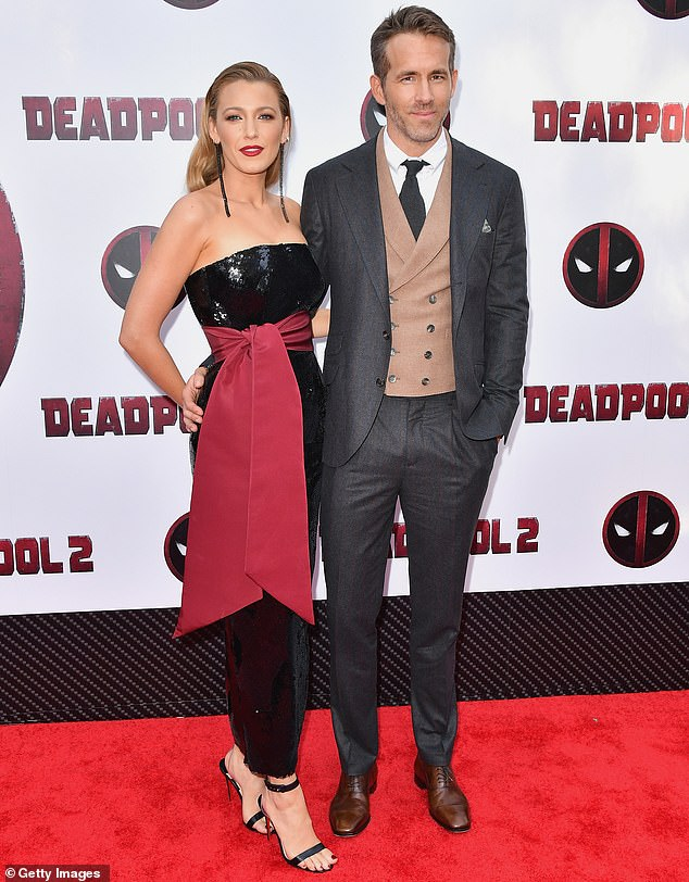 Giving hearts:Ryan Reynolds and Blake Lively are feeling very generous again as they just made another large donation for those in need. On Monday it was shared that the power couple donated $1 million to the food banks Feeding America and Food Banks Canada amid the COVID-19 pandemic. Seen in 2018