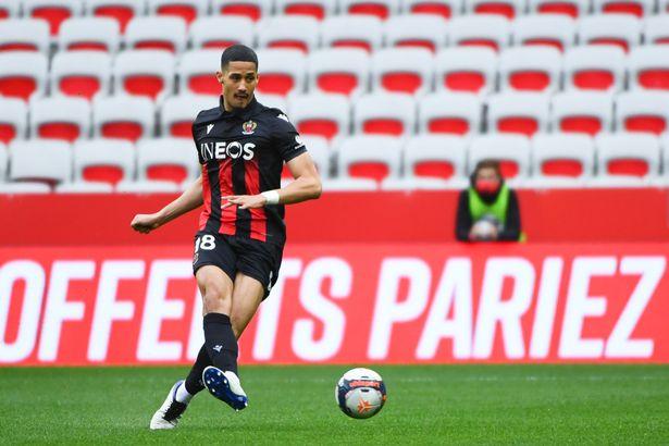 Saliba has impressed on loan at Nice