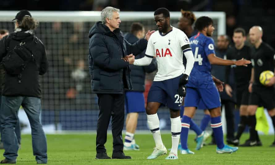 In 2019-20 the relationship between José Mourinho, and Tanguy Ndombele seemed fragile