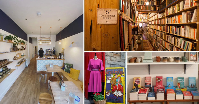 best independent shops in Edinburgh