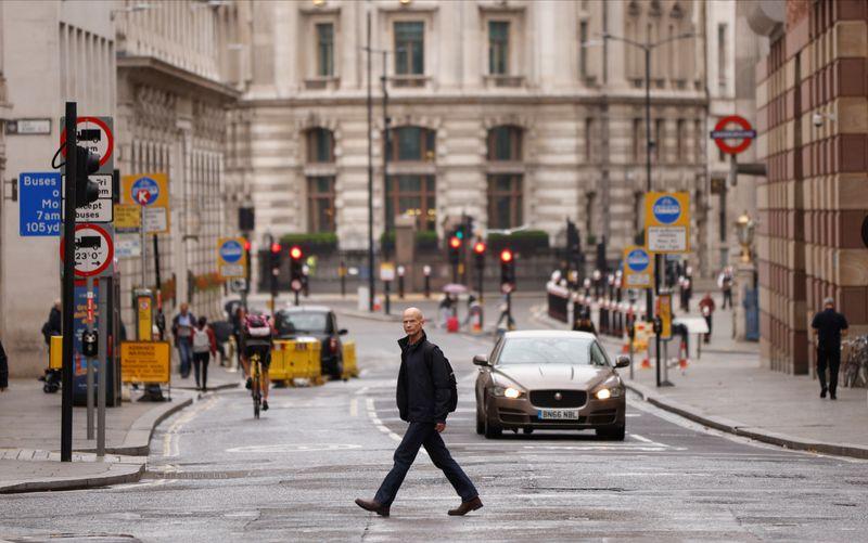 UK competition regulator should get beefed-up role - lawmaker report
