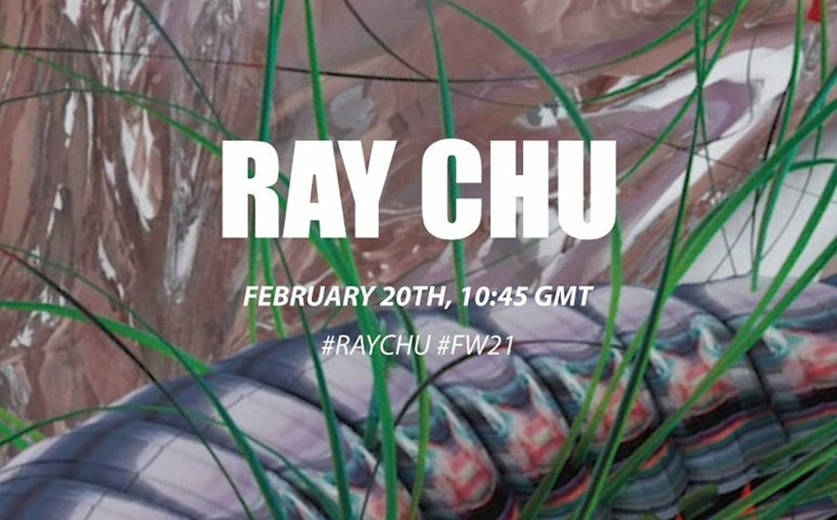 Video: Ray Chu FW21 collection at LFW