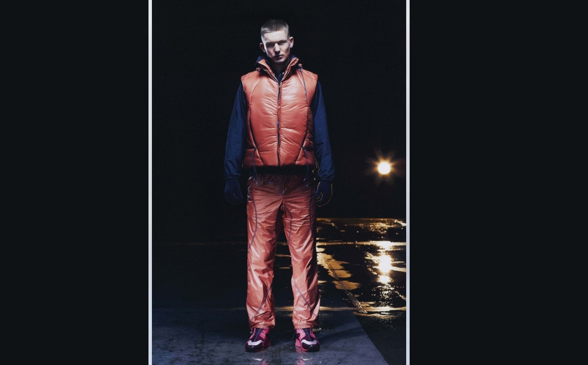 Video: Saul Nash FW21 collection