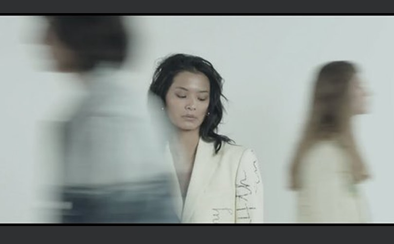 Video: Victor Li FW21 collection at NYFW