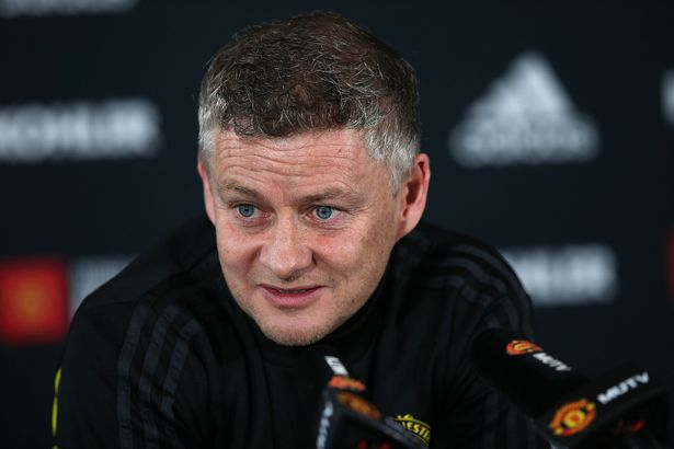 Solskjaer has been encouraged by United's performances against City, PSG and Chelsea