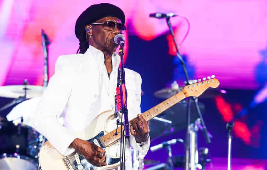 Chic's Nile Rodgers
