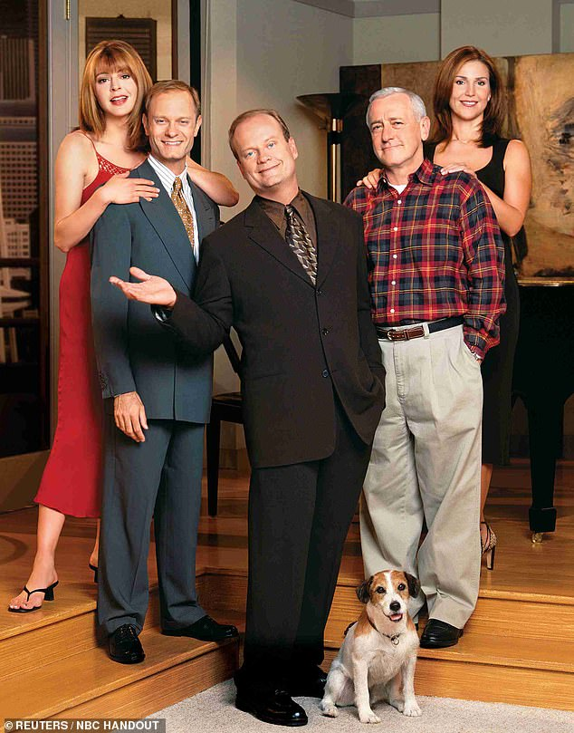 Jane Leeves said yesterday that she hasn't been asked to return, and that she has no intention of abandoning her current hit, a medical series on Fox called The Resident. Sadly, there will be no Martin Crane either. John Mahoney died in 2018 after four years of battling throat cancer
