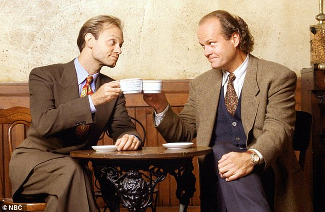 During its 11 seasons, between 1993 and 2004, Frasier won 37 Emmys, including five on the trot for best comedy series
