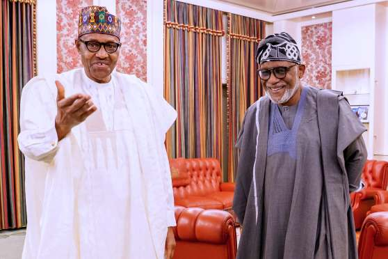 Akeredolu invites Buhari to commission over N5 billion Ore flyover
