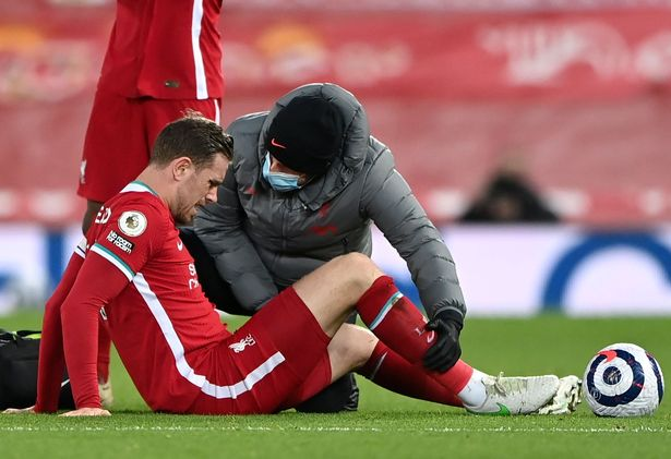Henderson may be facing many more weeks on the sidelines as he recovers from a groin injury