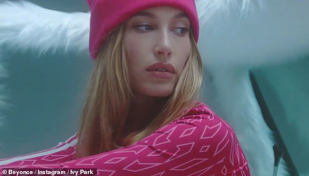 Fashion: The collection dubbed 'Icy Park' includes pieces for the slopes, including: footwear, apparel and accessories