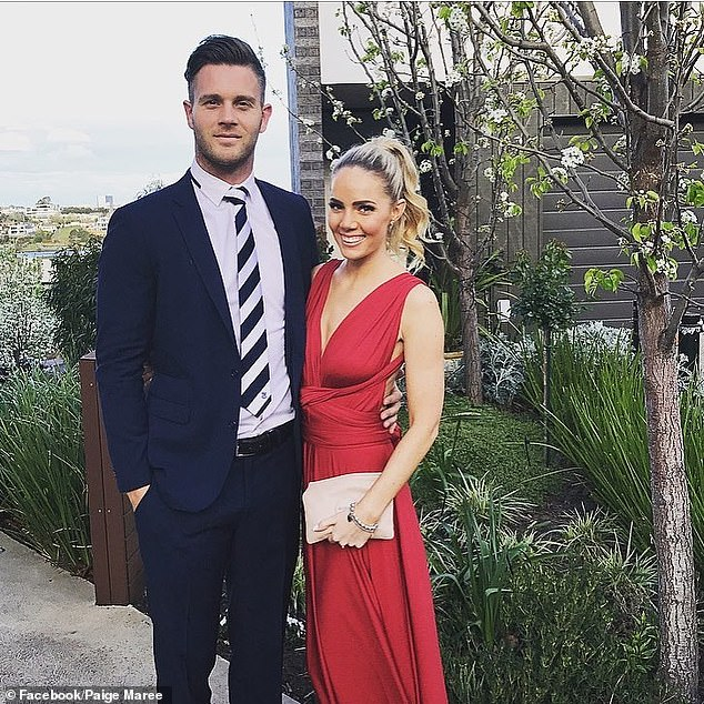 'I can't believe he would go on a show so quickly': It comes after a friend of Paige's told the So Dramatic! podcast she was 'devastated' to learn her ex-fiancé would be appearing on Married At First Sight just months after he was supposed to marry her