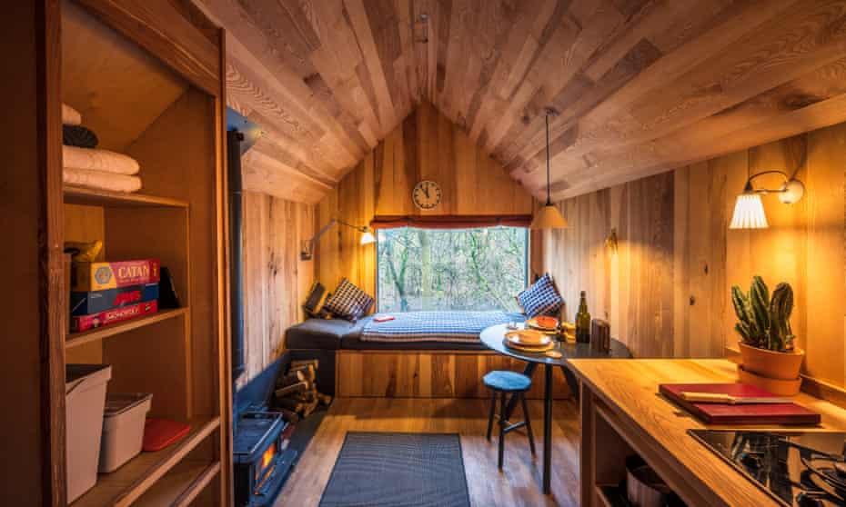 Hinterlands Cabin