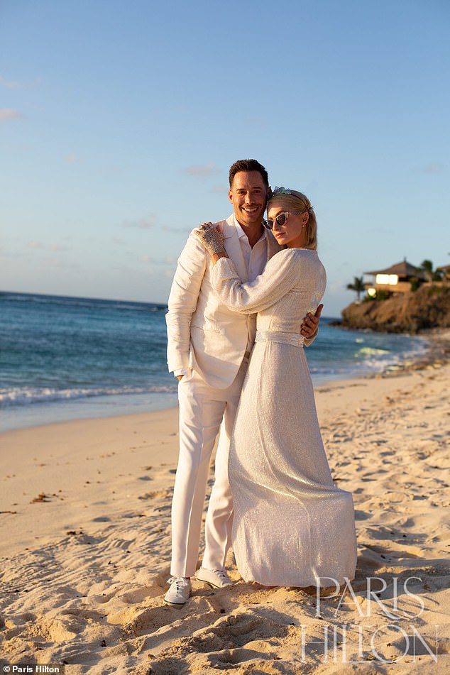 They will wed:Hilton recently got engaged to Carter Reum. Last week the perfume mogul said she makes every day like a 'treasure hunt' for him
