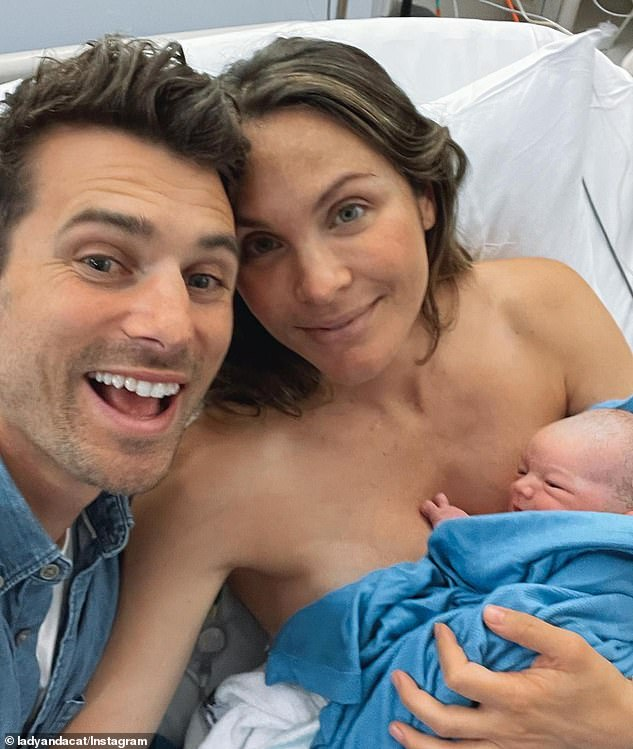 New addition!Laura and Matty J, who met on The Bachelor back in 2017, welcomed their newborn last month. They announced the birth of Lola on February 4