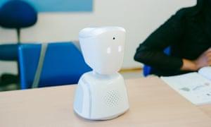 The AV1 avatar by Norwegian company No Isolation