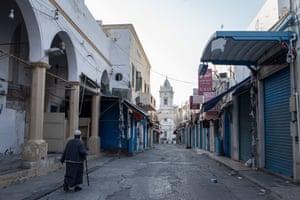 Al-musher market in Tripoli
