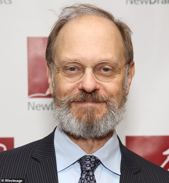 David Hyde Pierce has since starred in Broadway hits including Spamalot and Hello Dolly!