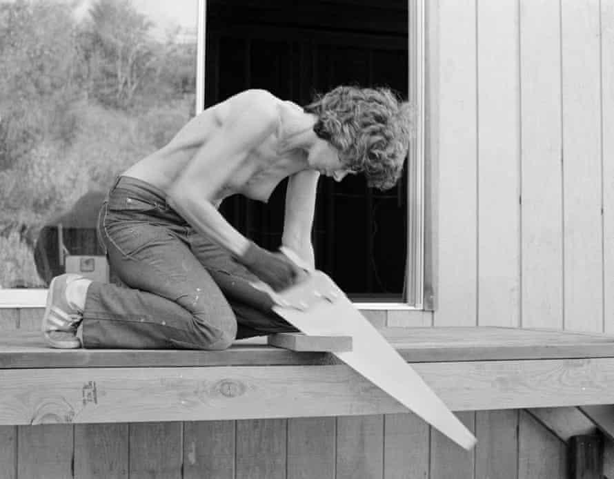 Jane. Willits, California. 1977.