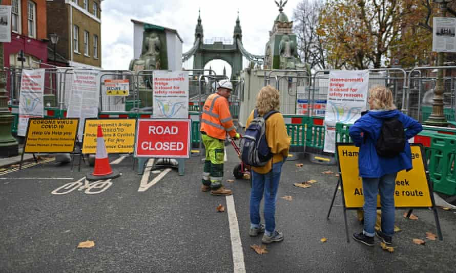 The Hammersmith closure has caused inconvenience to thousands of Londoners, forcing lengthy detours.