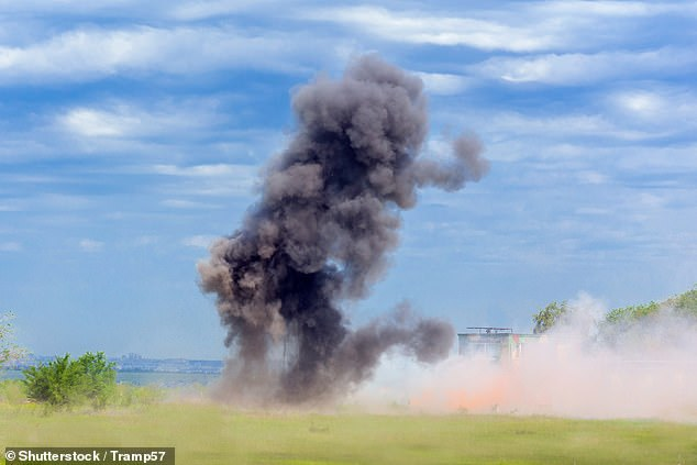 Soldiers who are exposed to explosions on the battlefield are at increased risk of developing Alzheimer's, scientists have found