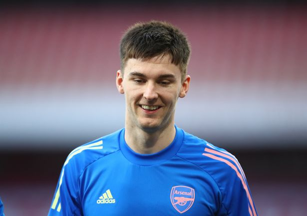 The sight of Tierney on the team sheet would be a welcome one for Arsenal fans