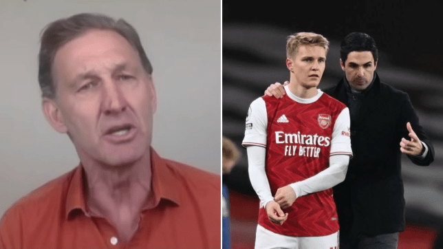 Tony Adams questions Edu and Arsenal recruitment team over three deals including Martin Odegaard