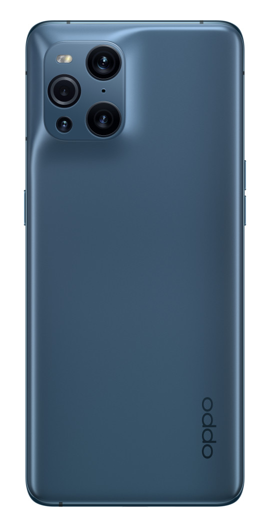 It also comes in Blue (Oppo)