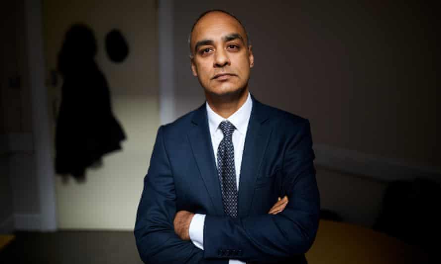 Raj Mathur, chair of the British Fertility Society