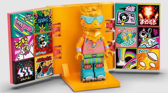 The Lego Vidiyo
