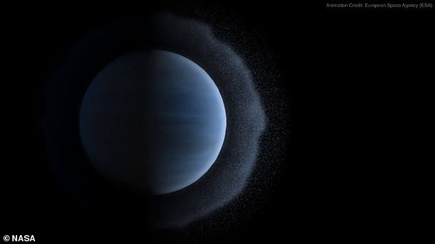 Recent observations of the planet, first discovered in 2015, revealed more details about its atmosphere including the fact it has a hydrocarbon haze, similar to what can be seen on Earth after a smog