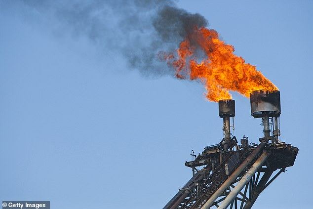 Flaring is used during the exploration, production and processing of fossil fuels, and it is common in oil-producing areas where natural gas recovered with the oil cannot be used commercially.Studies into air quality around flaring sites have found a variety of hazardous pollutants are released