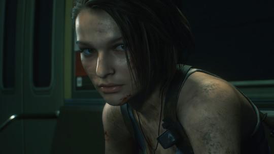 Resident Evil 3 screenshot (pic: Capcom)